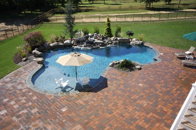 Shotcrete Pool