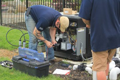 Emergency Pool Repair South Jersey