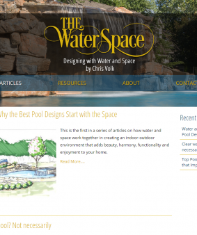 Now You Can Experience the Magic of Water with TheWaterSpace Blog