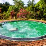 Custom Pools to Fit Small Spaces